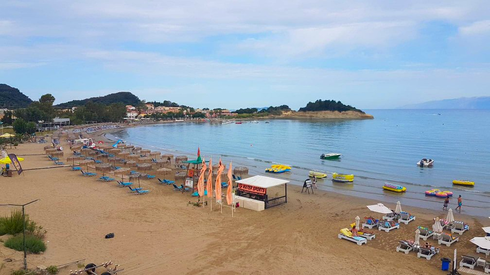 Sidari Corfu Webcam