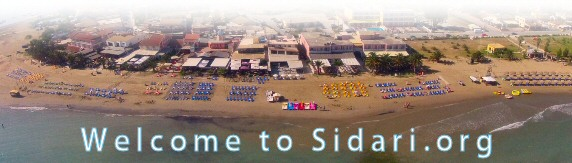 Welcome to Sidari